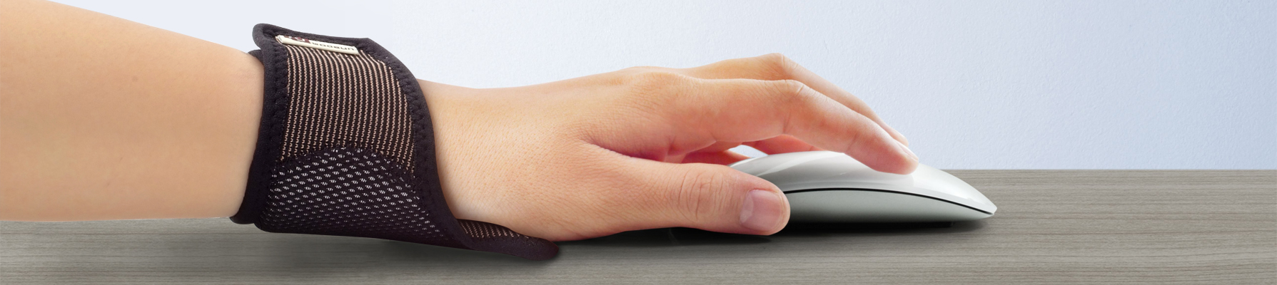 WOOBUN WB-31510 滑鼠鍵盤專用手腕帶